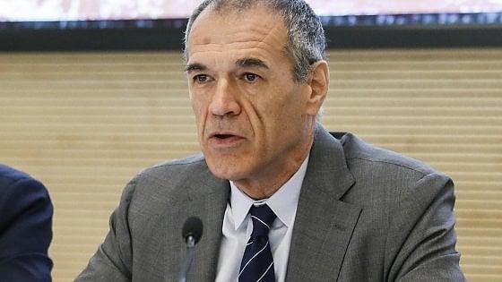 Conti pubblici, il monito di Cottarelli: Senza Monti e Fornero il debito sarebbe al 145% del Pil