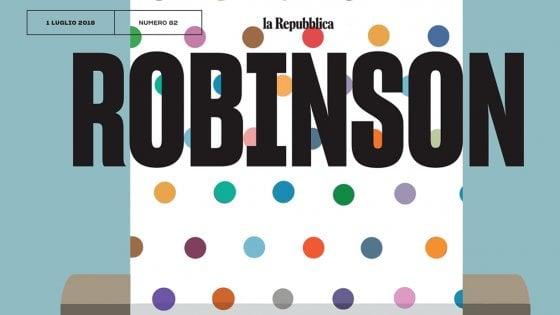 La letteratura nata tra le minoranze: su Robinson in edicola domenica 1 luglio