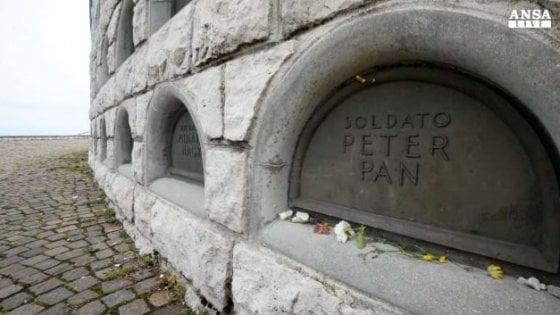 Fiori per Peter Pan, il soldato della Grande Guerra amato dai bambini