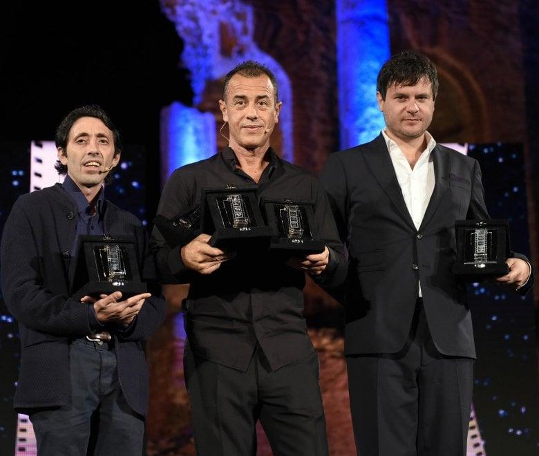 Nastri d'argento 2018, la consegna dei premi a Taormina