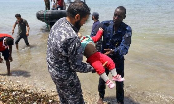 La bufala complottista del fotomontaggio sui migranti morti (attenzione: immagini forti)