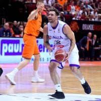 Basket, qualificazioni mondiale: Italia sconfitta in Olanda. Esordio per il 17enne Mannion
