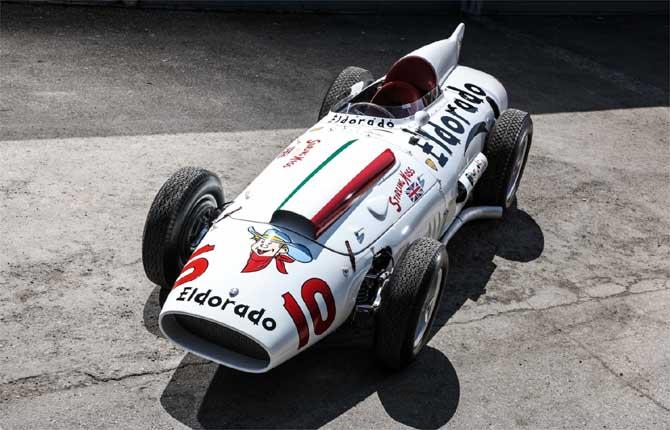 """Maserati, che festa per i 60 anni della """"Eldorado"""""""