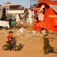 Allarme Onu, 270 mila sfollati nel sud della Siria
