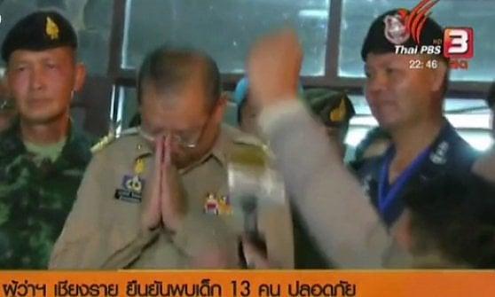 Thailandia, ritrovati vivi i 12 ragazzi dispersi nella grotta