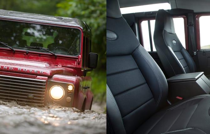 70 anni di Land Rover, che festa al Design Museum di Londra