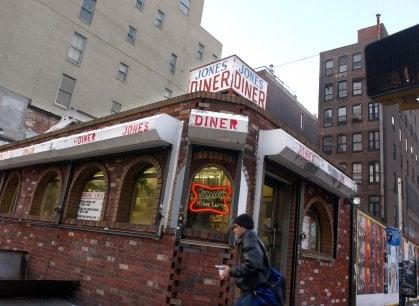 Mangiare come in un quadro di Hopper: le atmosfere retrò dei Diners di New York