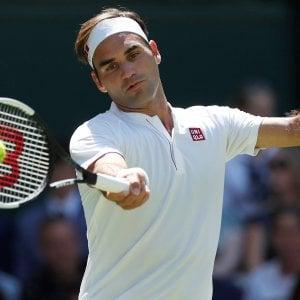 Federer dice addio a Nike: contratto da 300 milioni di dollari con Uniqlo