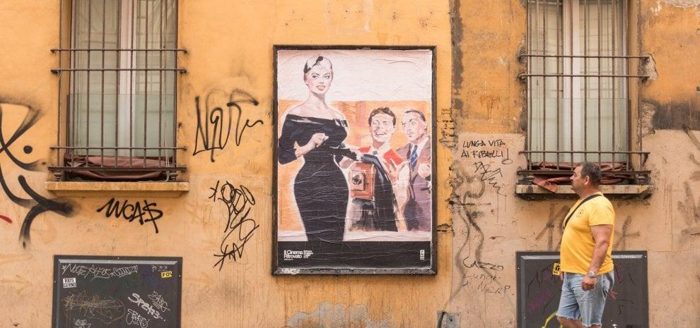 I cartellonisti, quando i poster si dipingevano. Storia dei (maltrattati) 'Pittori di cinema'