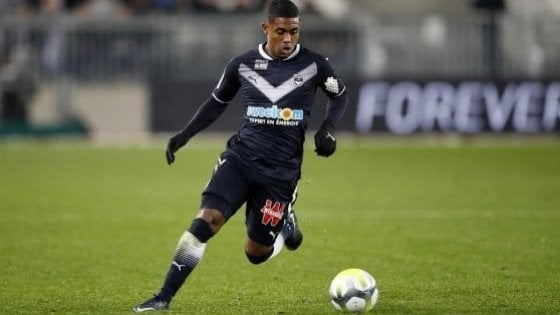 Inter, il pressing per Malcom agita il Bordeaux. Caccia all'esterno