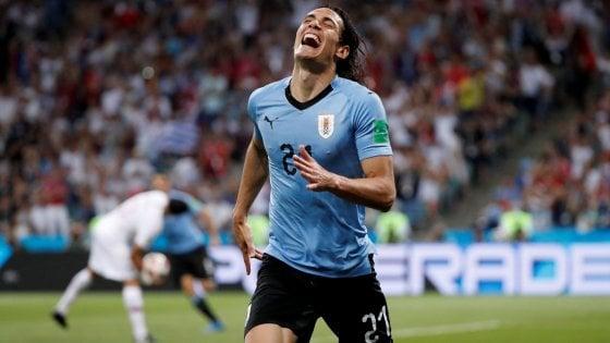 Mercato: il Napoli sogna Cavani, il Barça vuole Willian. E Bonucci è tentato da un'avventura all'estero