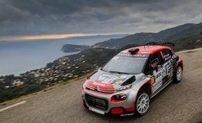 Citroën C3 WRC R5, fotografia di un fenomeno