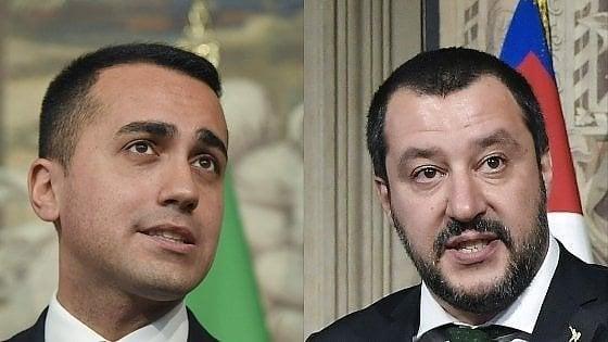 """Decreto dignità, Salvini: """"L'Aula lo renderà più efficiente"""". Stop di Di Maio. Ed è scontro anche su Boeri"""