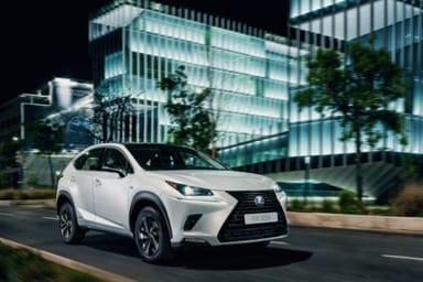 Lexus NX Hybrid, arriva la Sport Edition