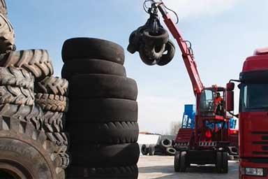Al via i test con i primi pneumatici contenenti gomma riciclata
