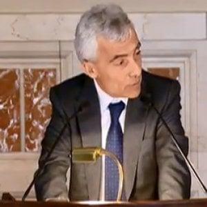 Tito Boeri parla alla Camera
