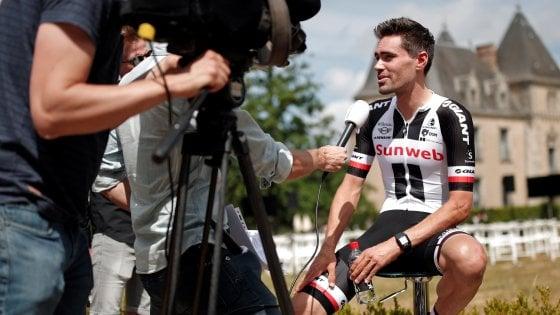 """Ciclismo, Dumoulin attacca l'Uci: """"Caso Froome gestito malissimo"""""""