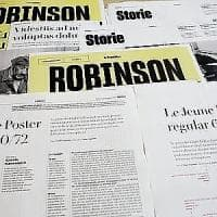 Benvenuti a Robinson, l'isola della cultura