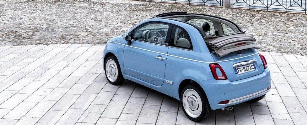 Fiat 500 Spiaggina A Volte Ritornano Repubblica It