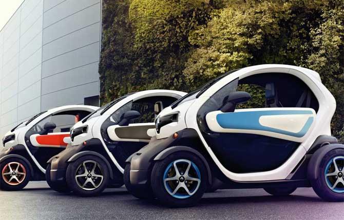Renault e Parigi insieme per la mobilità elettrica