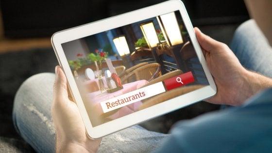 Cari ristoranti stellati, imparate a usare Internet: avete un pessimo rapporto con siti e social