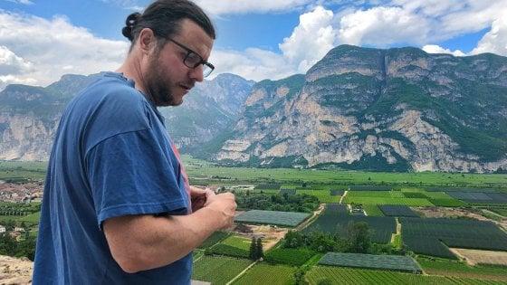 """Patrick Uccelli, il filosofo gentile del vino: """"In cantina, e nella vita, ho eliminato il superfluo"""""""