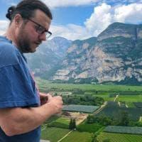 Patrick Uccelli, il filosofo gentile del vino: