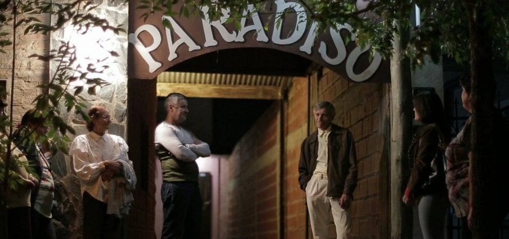 Il muratore Omar e il suo cine Paradiso. Storia di un cinefilo argentino