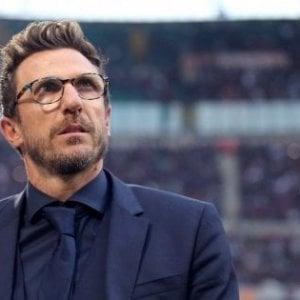 Roma, i convocati di Di Francesco per il ritiro: non c'è Bruno Peres