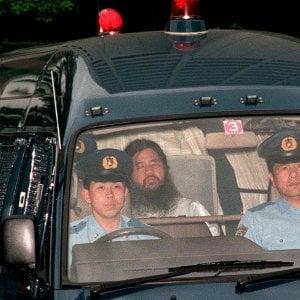Giappone, giustiziati sette responsabili dell'attentato al sarin del 1995