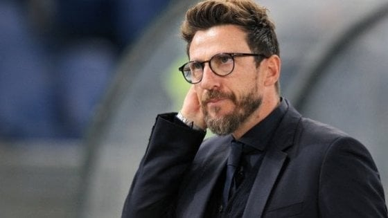 """Roma, Di Francesco: """"Ronaldo alla Juve? Così il campionato è più bello"""""""