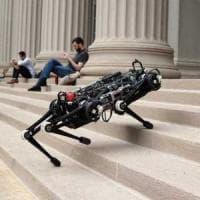 Cheetah 3, il robot-cane sale le scale senza bisogno di vederle