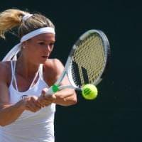 Tennis, Wimbledon: Giorgi agli ottavi, fuori Fabbiano. Federer senza problemi