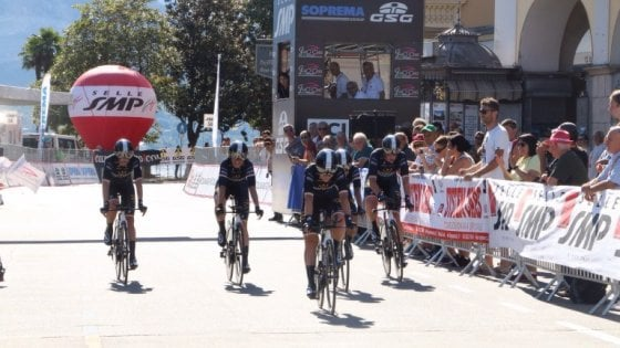 Giro d'Italia femminile: cronometro d'apertura al Team Sunweb