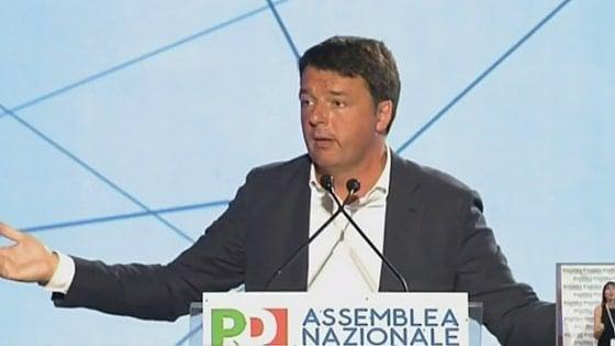"""Pd, Martina nuovo segretario. Renzi contestato. Zingaretti: """"Non ascolta, è un limite enorme"""""""