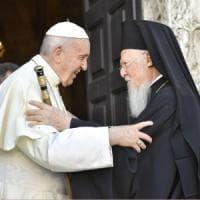 Papa Francesco a Bari: