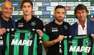 """Sassuolo, Di Francesco: """"Voglio fare la differenza e non essere ricordato per mio padre"""""""