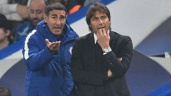 Chelsea, Conte c'è ma non si vede. Sarri resta in attesa