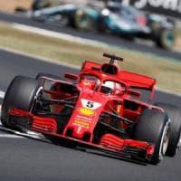 F1, Gp Gran Bretagna: a Silverstone vince Vettel, secondo Hamilton