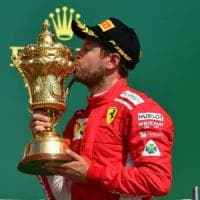 F1, Gp Gran Bretagna; Vettel: