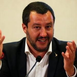 """Salvini: """"Domenica volo a Mosca per la finale dei Mondiali"""""""