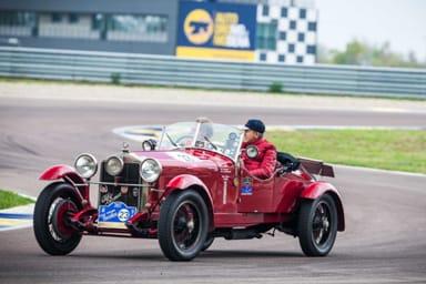 Gran Premio Nuvolari, a settembre si parte