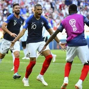 Francia-Belgio è lo specchio dei nostri tempi