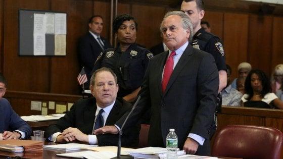 Nuove accuse per Weinstein, ma resta libero su cauzione