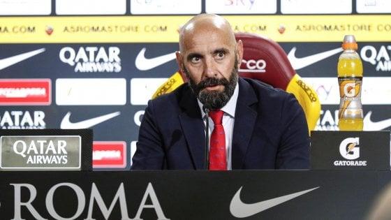 """Roma, Monchi: """"Per Alisson ancora nessuna offerta"""". Marcano: """"Juve favorita? Lo dirà il campo"""""""
