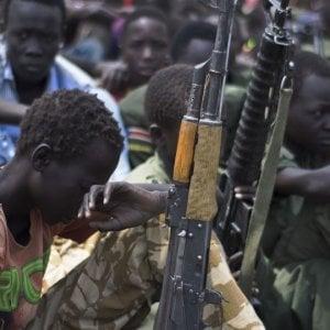 Sud Sudan, 3 bambini su 4 nati dall'indipendenza non hanno conosciuto altro che la guerra