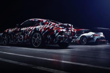 Toyota Supra, il ritorno della leggendaria GT