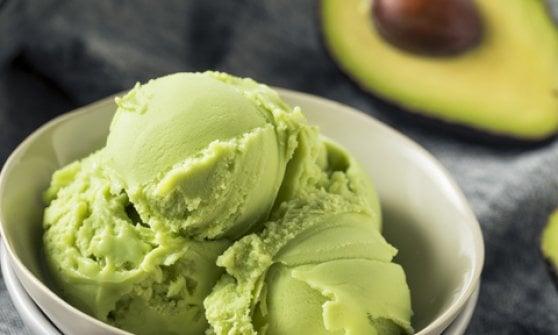 Arriva il gelato di avocado (senza latte). E i clienti impazziscono