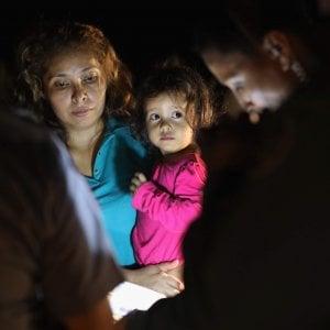 Usa, oggi il ricongiungimento dei bambini separati dai genitori