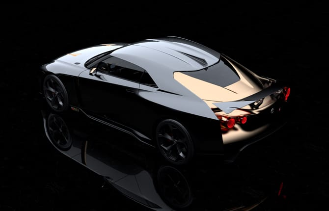 Nissan GT-R50 by Italdesign, il debutto a Goodwood